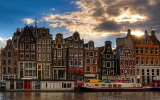 Airline Tickets Amsterdam