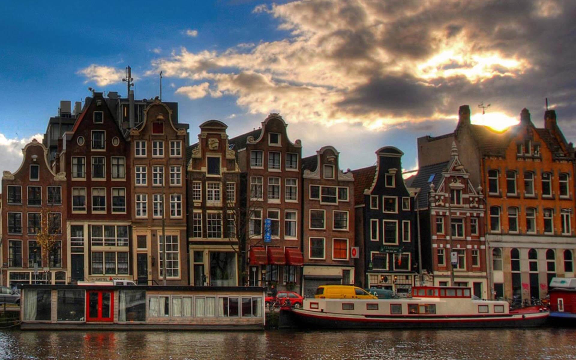 Cheap flights from Amsterdam