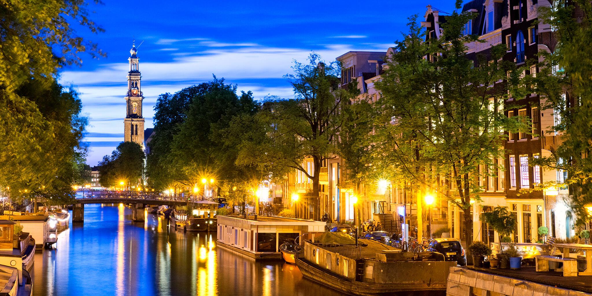 Φθηνές πτήσεις προς Αμστερνταμ