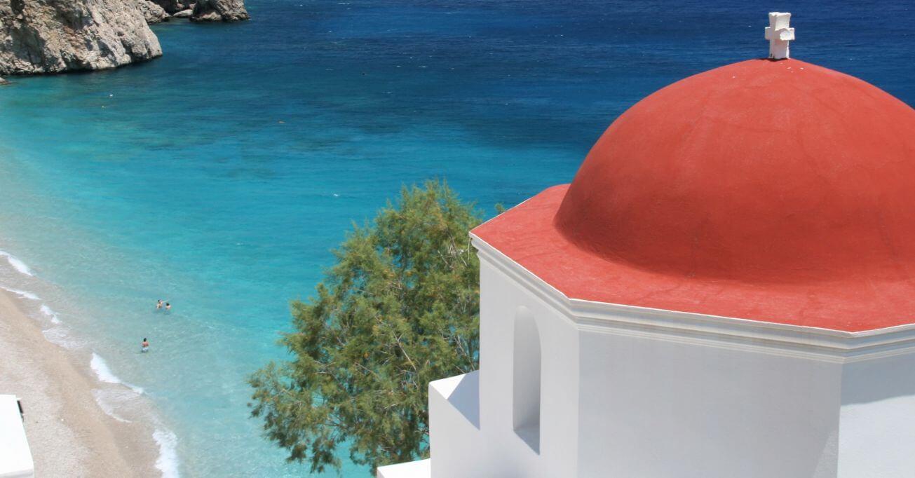 Cheap flights from Karpathos