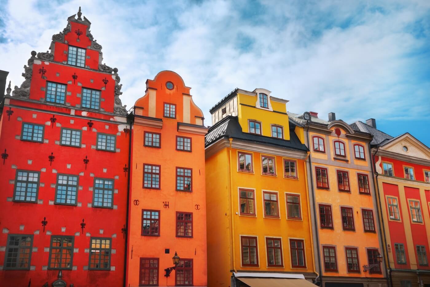 Φθηνές πτήσεις από Στοκχόλμη