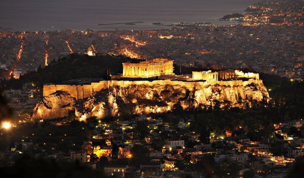 Cheap flights from Athens