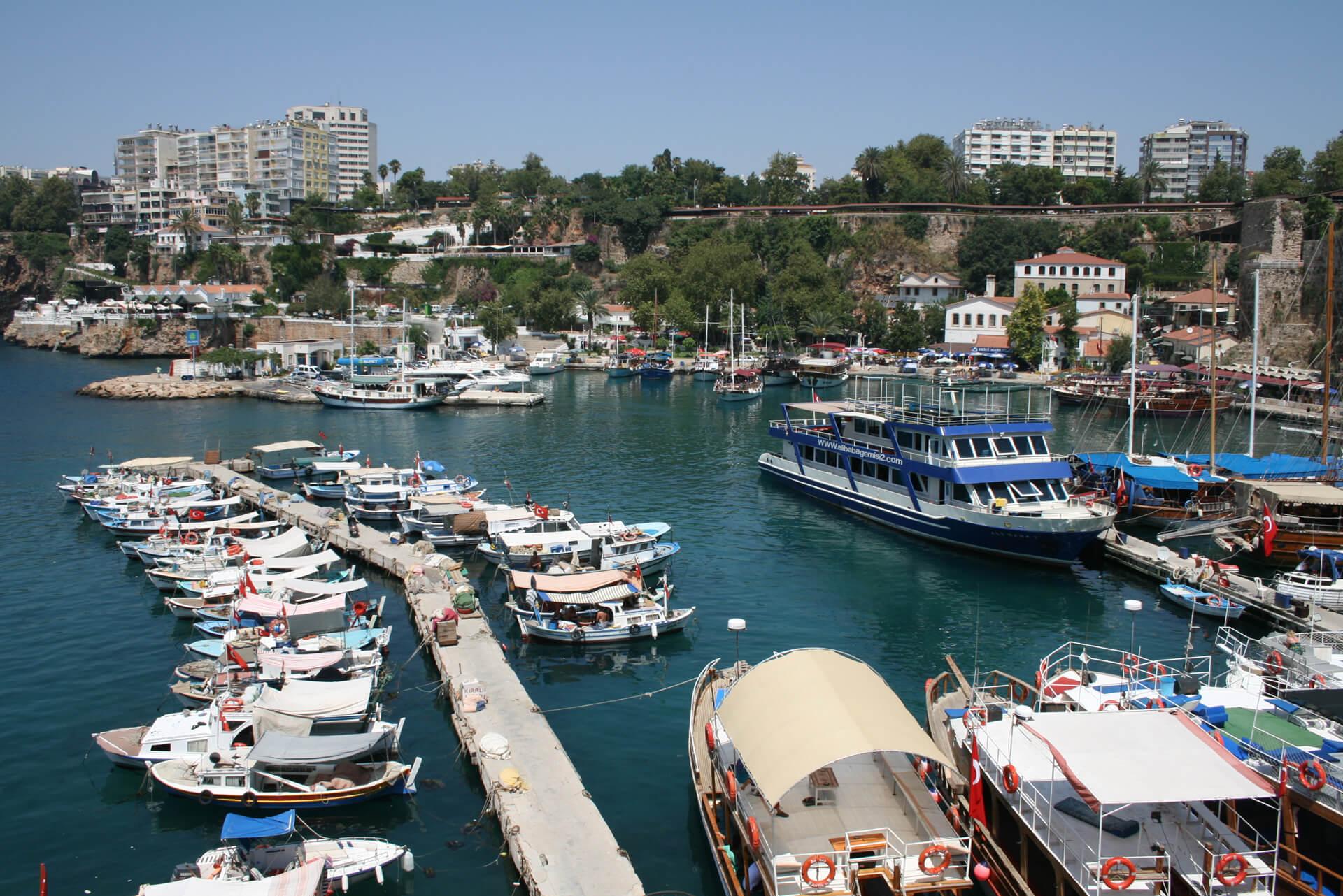 Cheap flights from Antalya