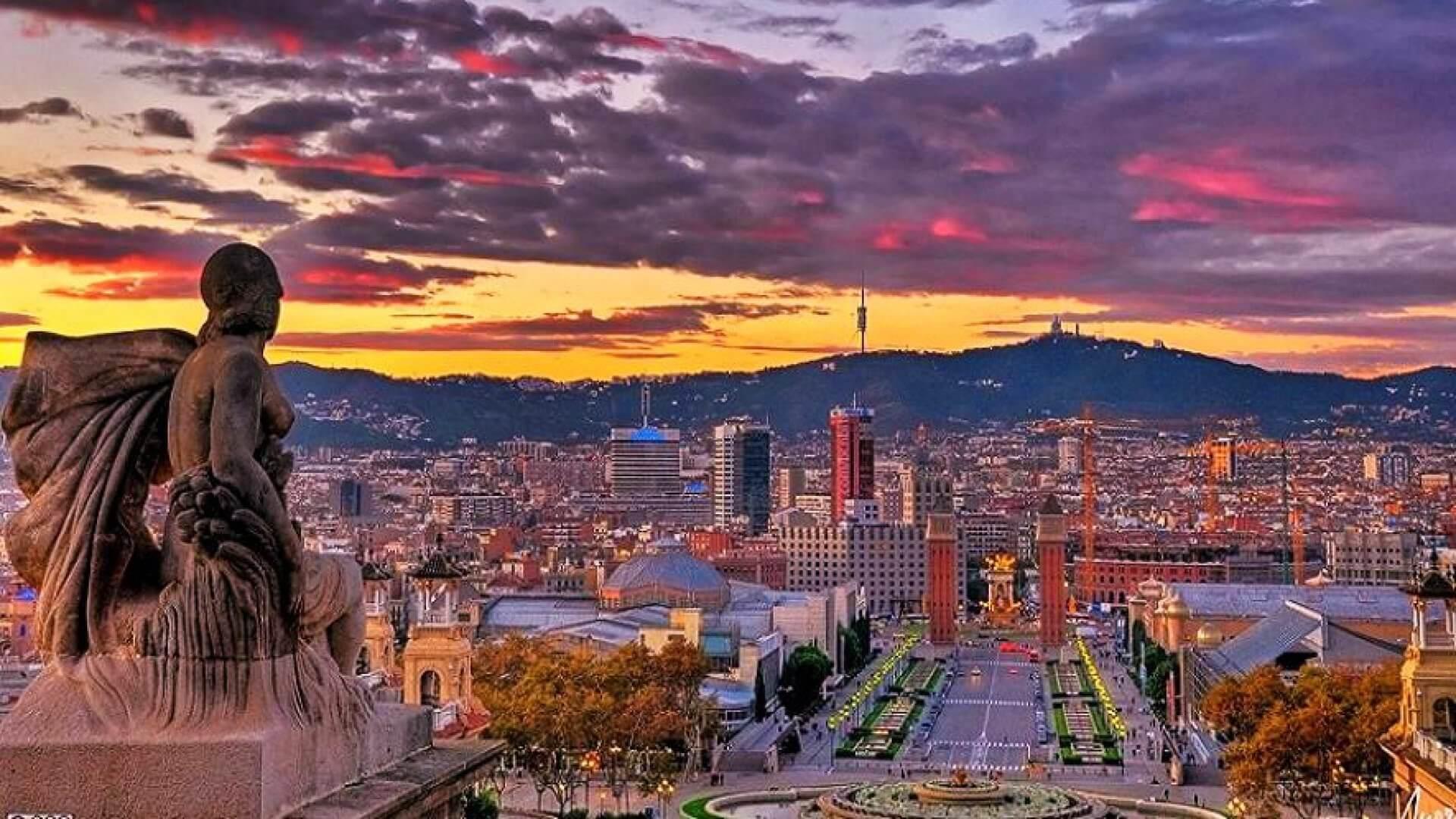 Αεροπορικά εισιτήρια Βαρκελώνη