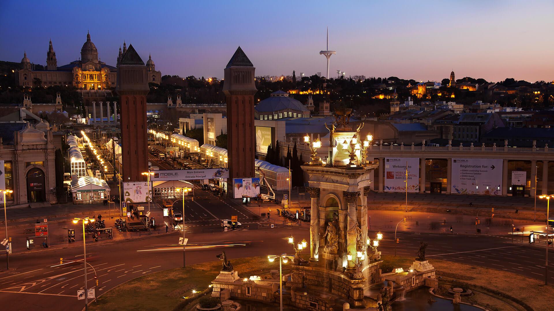 Φθηνές πτήσεις προς Βαρκελώνη