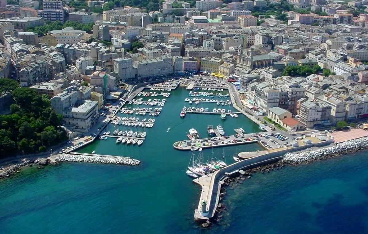 Airline Tickets Bastia