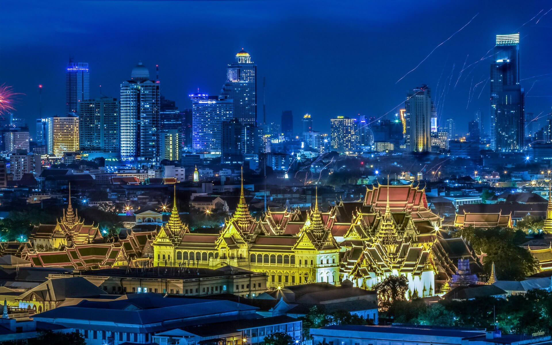 Φθηνές πτήσεις προς Μπανγκόκ