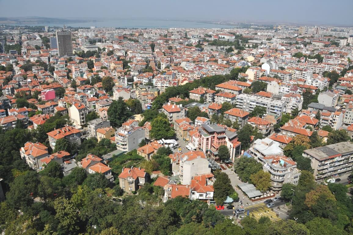 Cheap flights to Bourgas