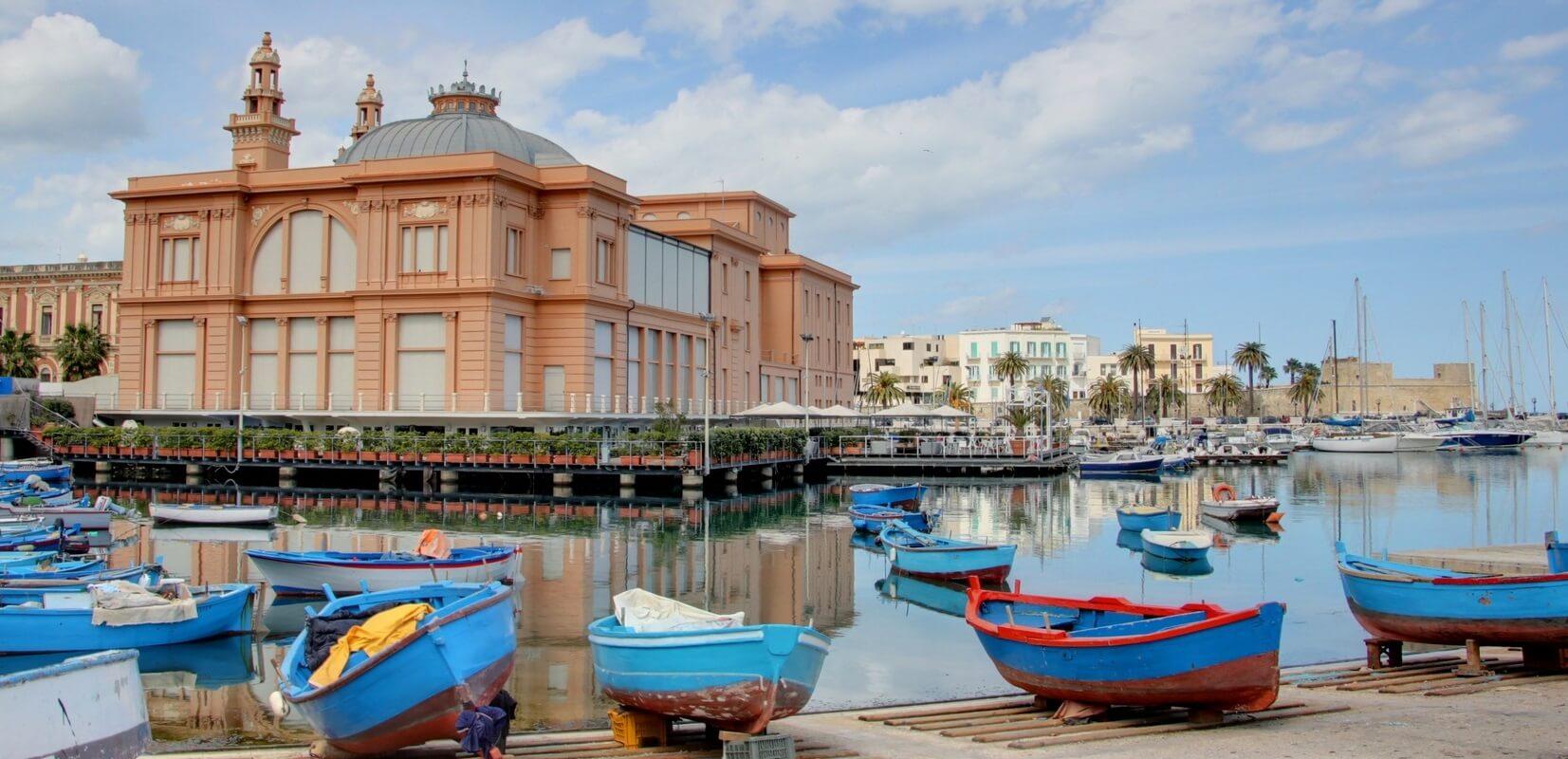 Cheap flights from Bari