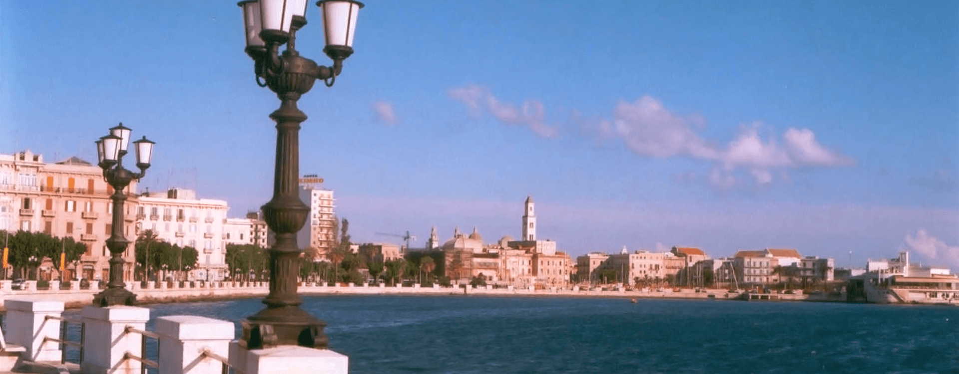 Cheap flights to Bari