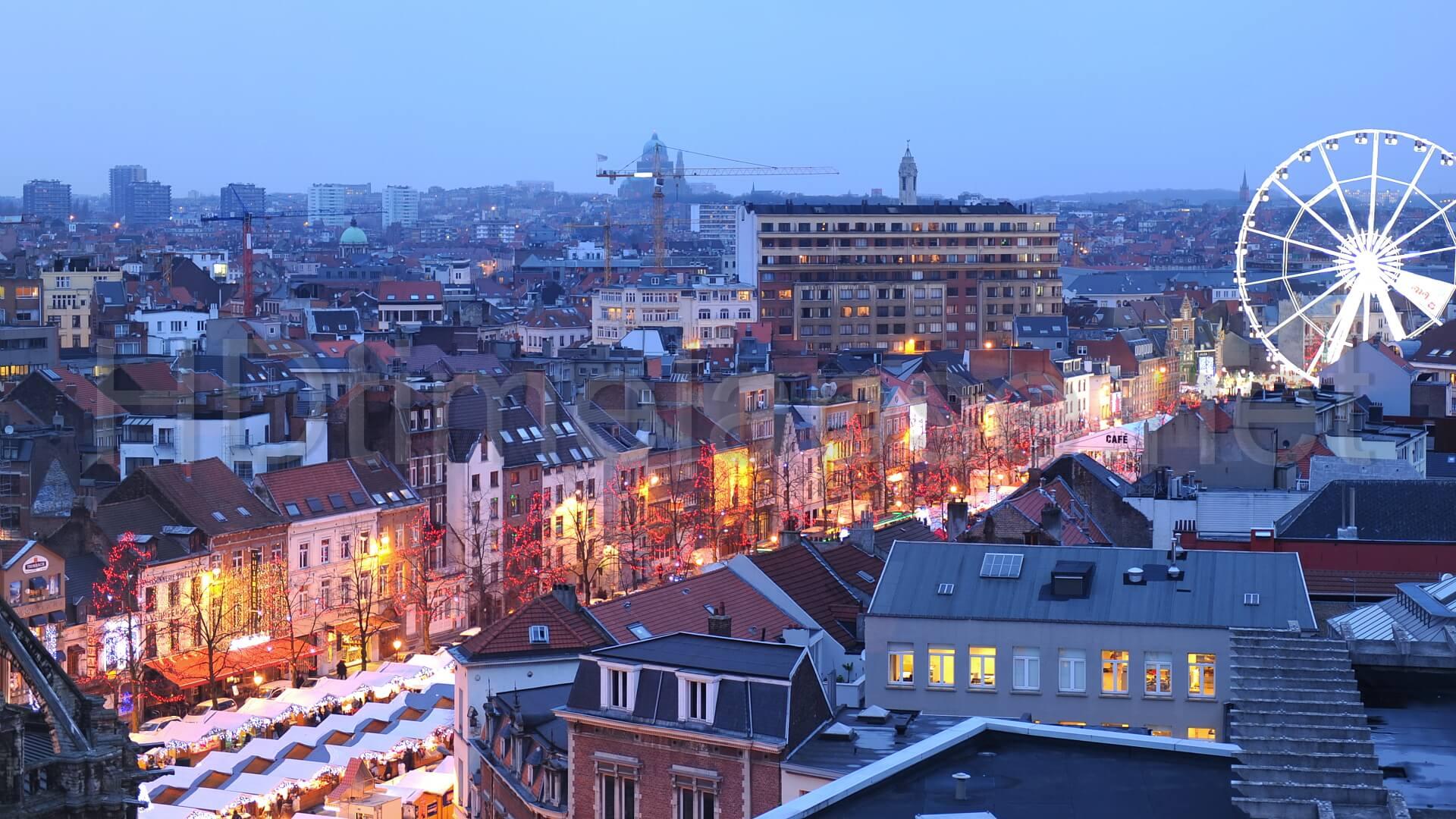 Φθηνές πτήσεις προς Βρυξέλλες