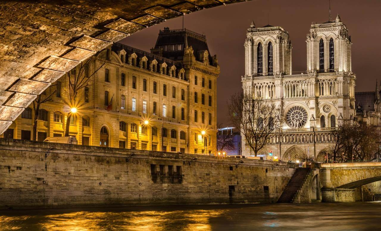Φθηνές πτήσεις προς Παρίσι Μποβέ