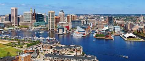 Airline Tickets Baltimore