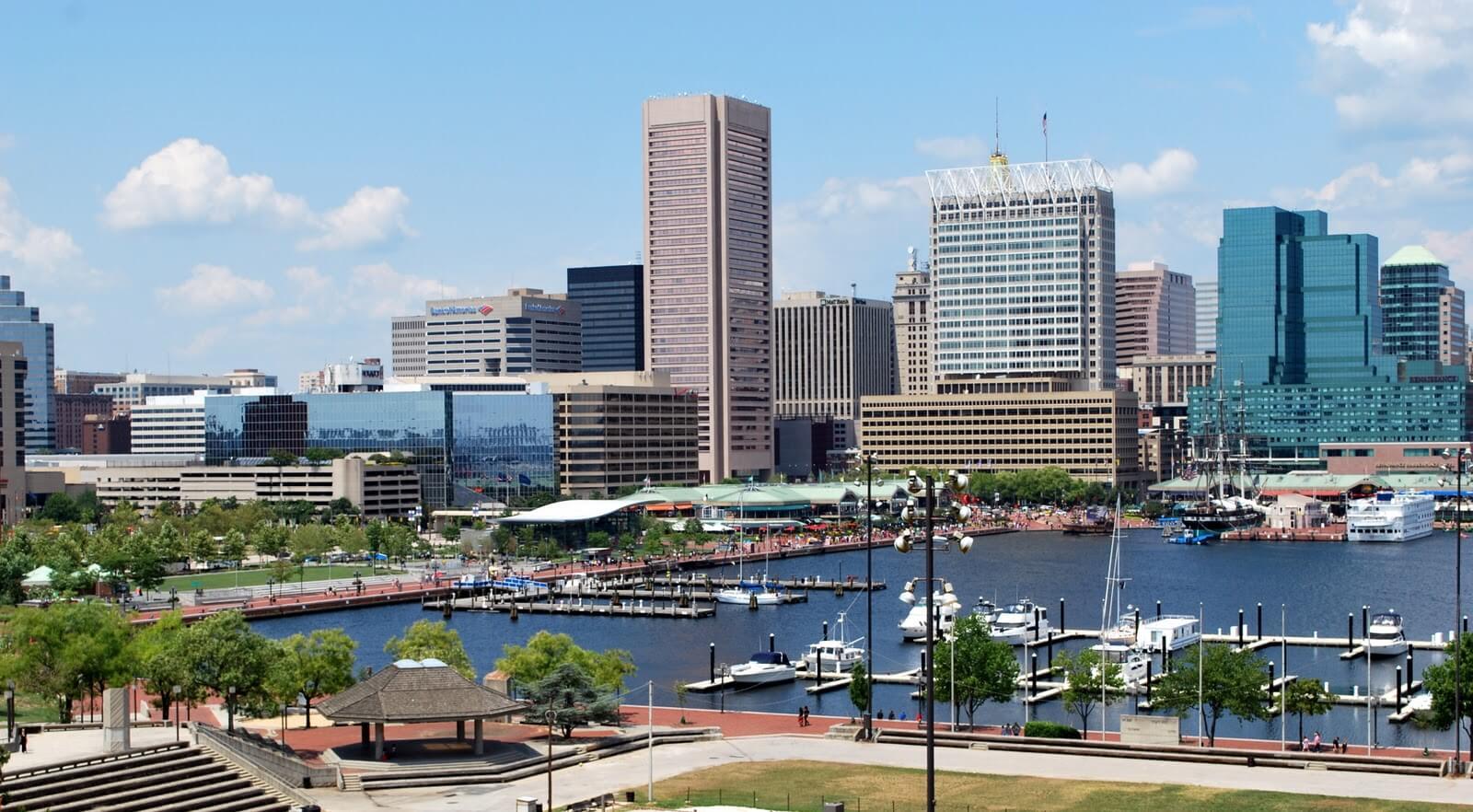 Φθηνές πτήσεις από Baltimore