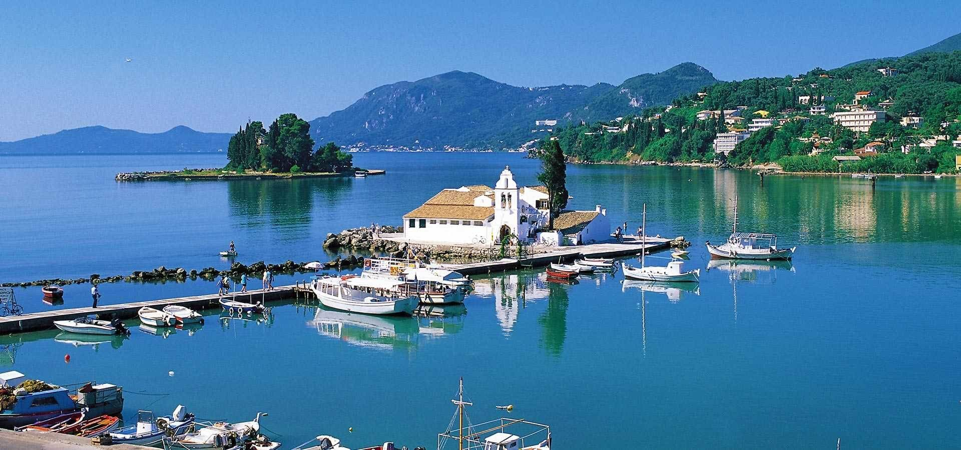 Cheap flights to Kerkyra