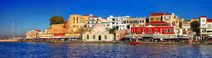 Airline Tickets Chania