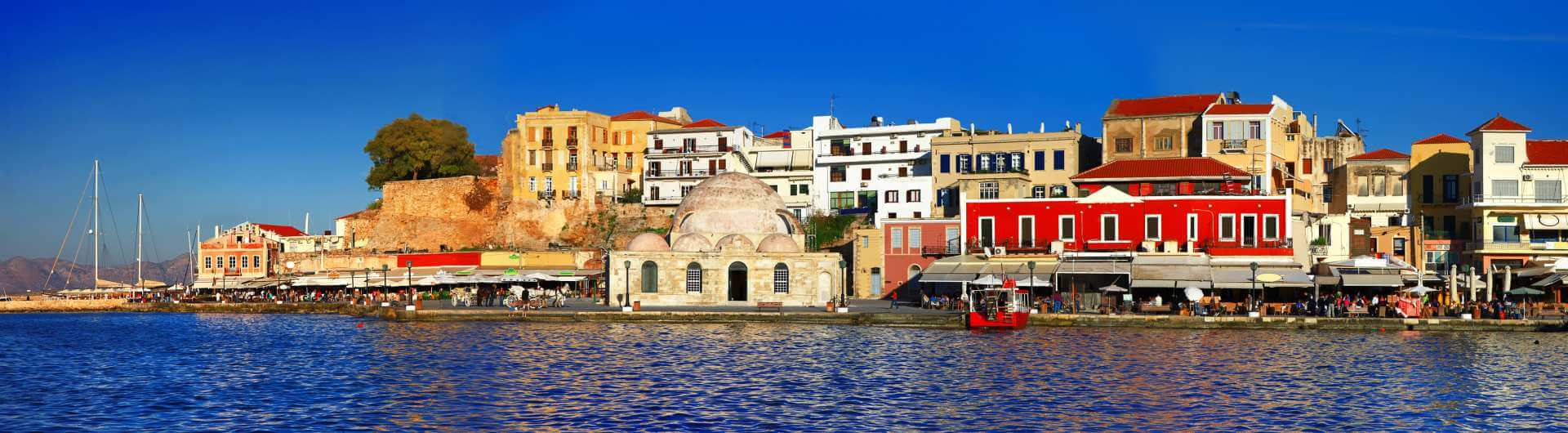 Cheap flights from Chania