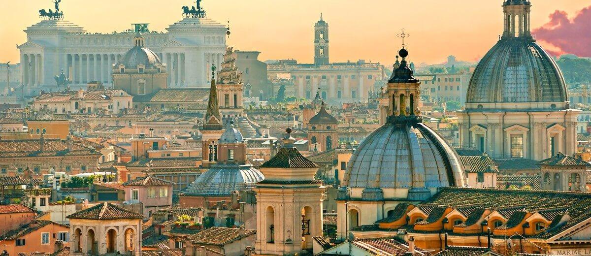 Φθηνές πτήσεις από Ρώμη