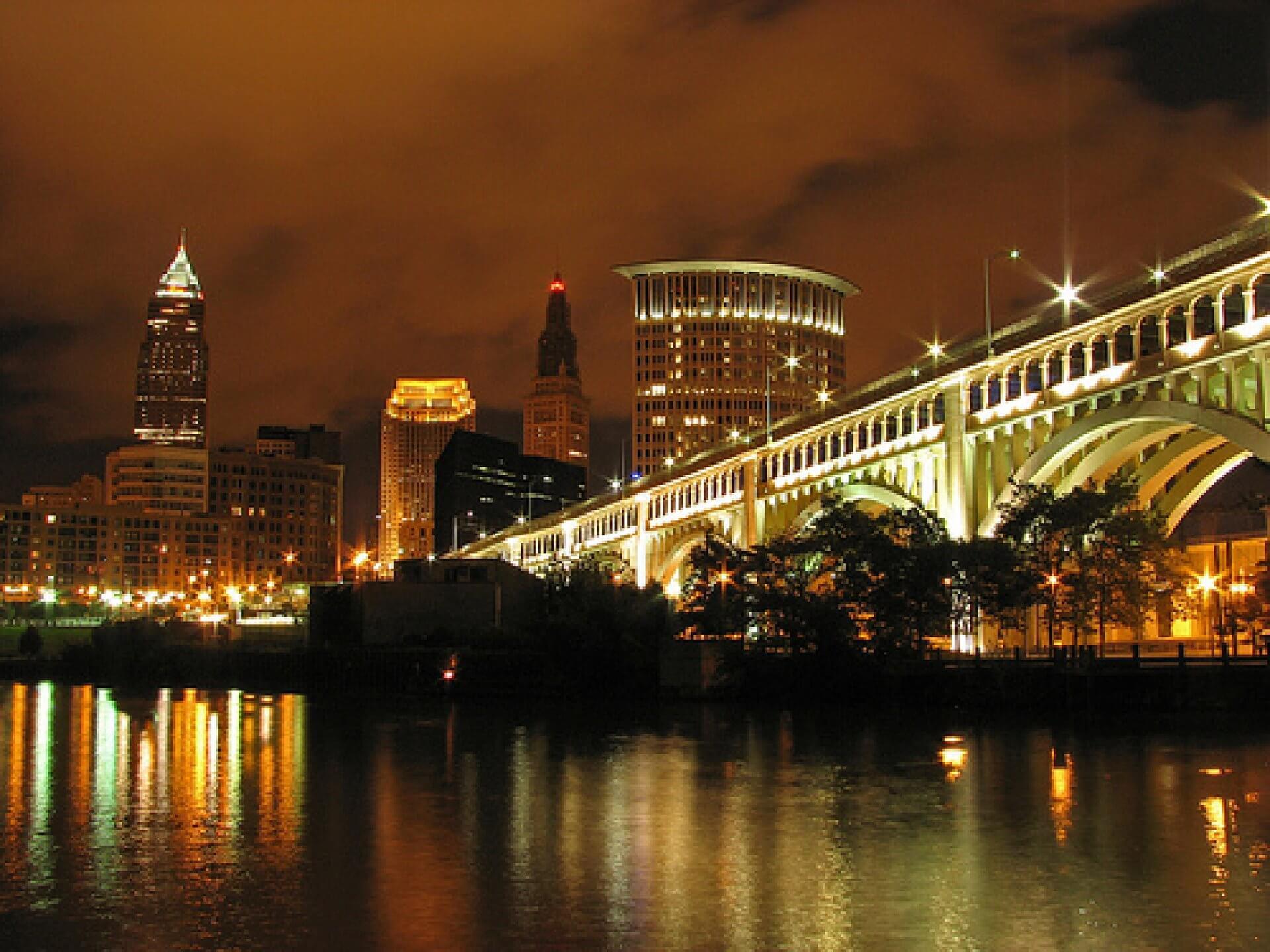 Φθηνές πτήσεις προς Cleveland