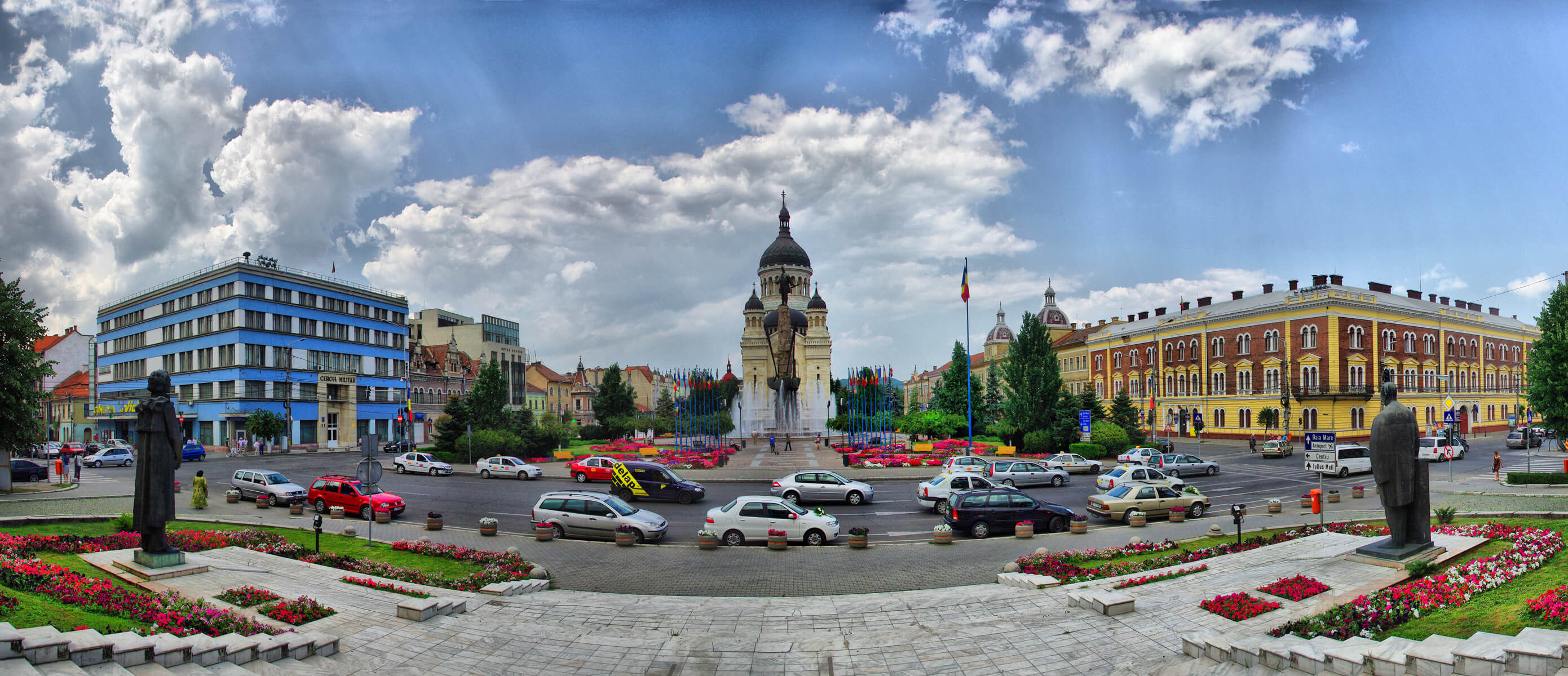Airline Tickets Cluj