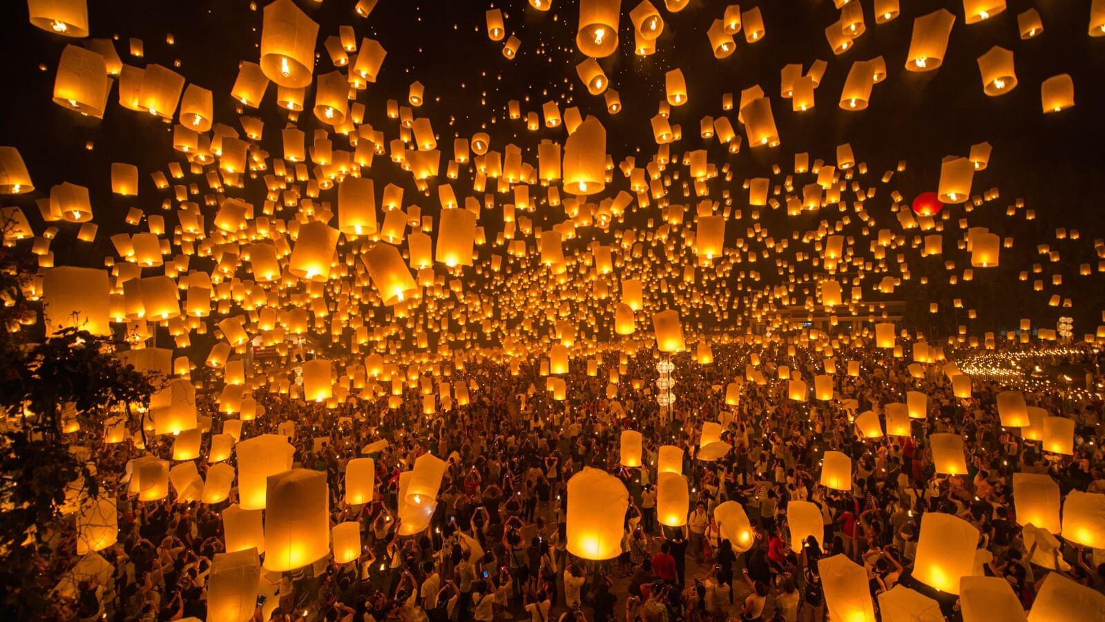 Φθηνές πτήσεις προς Chiang Mai