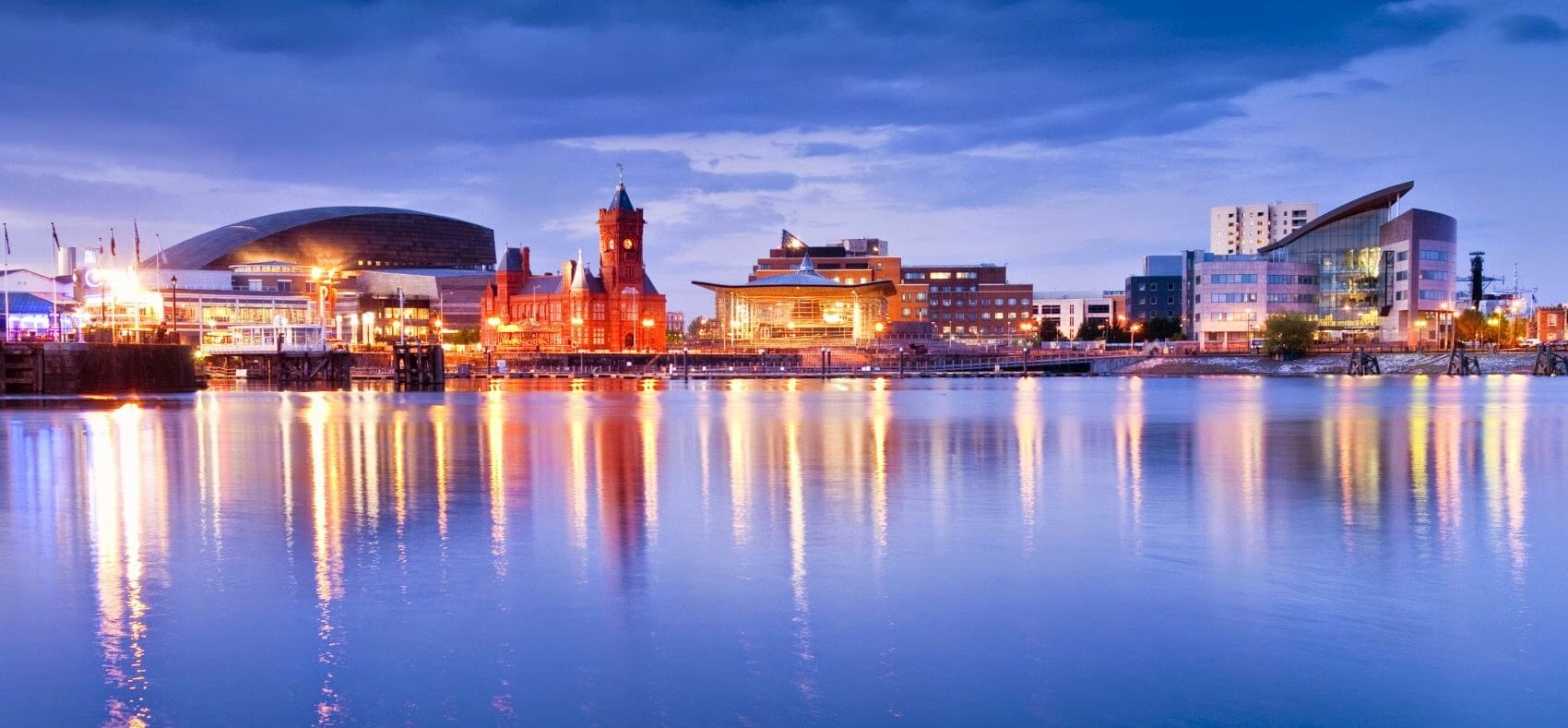 Cheap flights to Cardiff