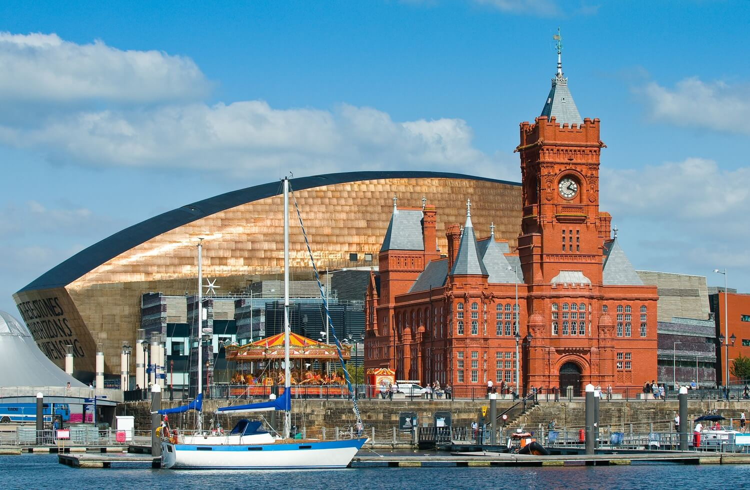 Cheap flights from Cardiff