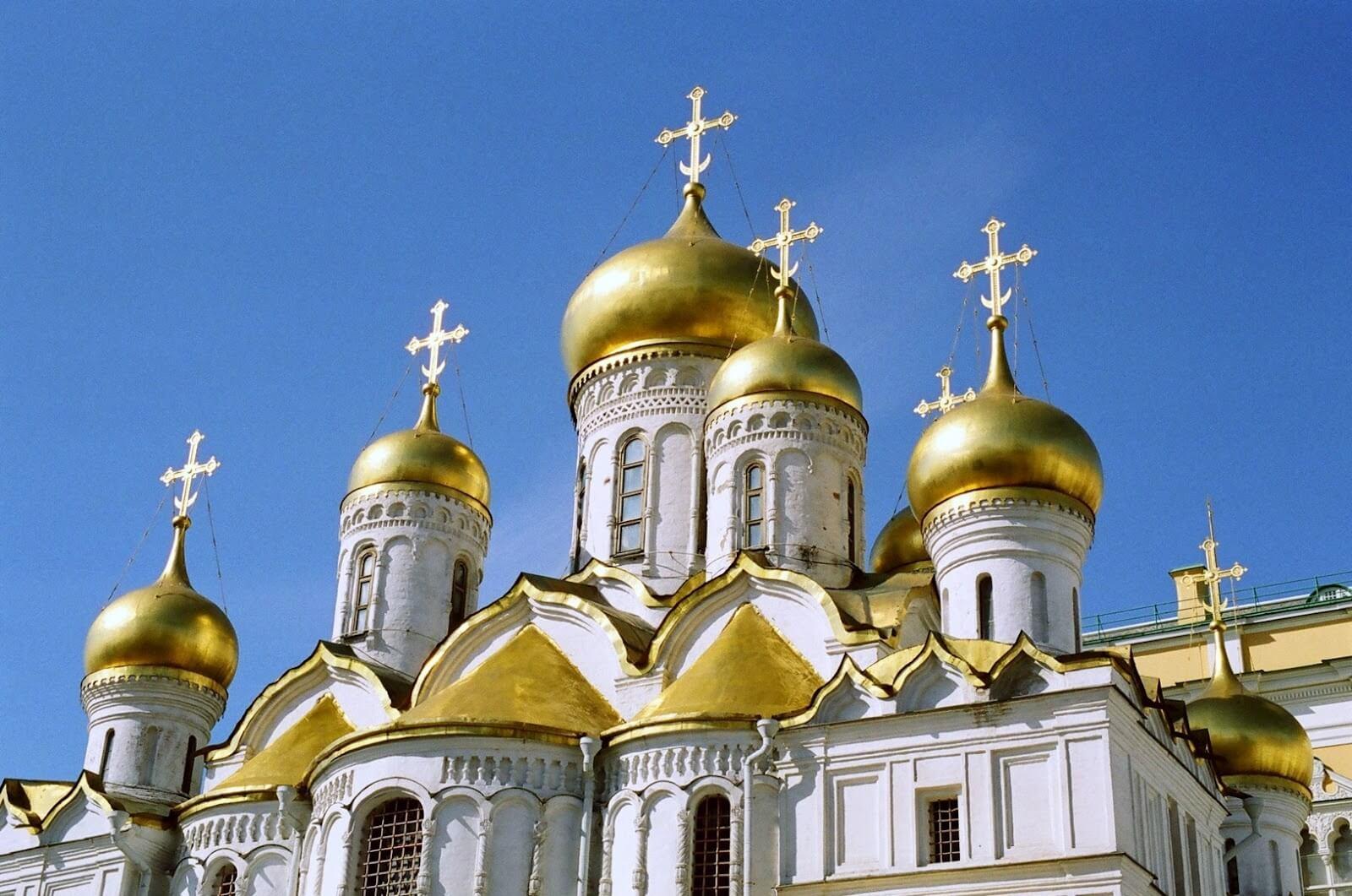 Φθηνές πτήσεις προς Μόσχα