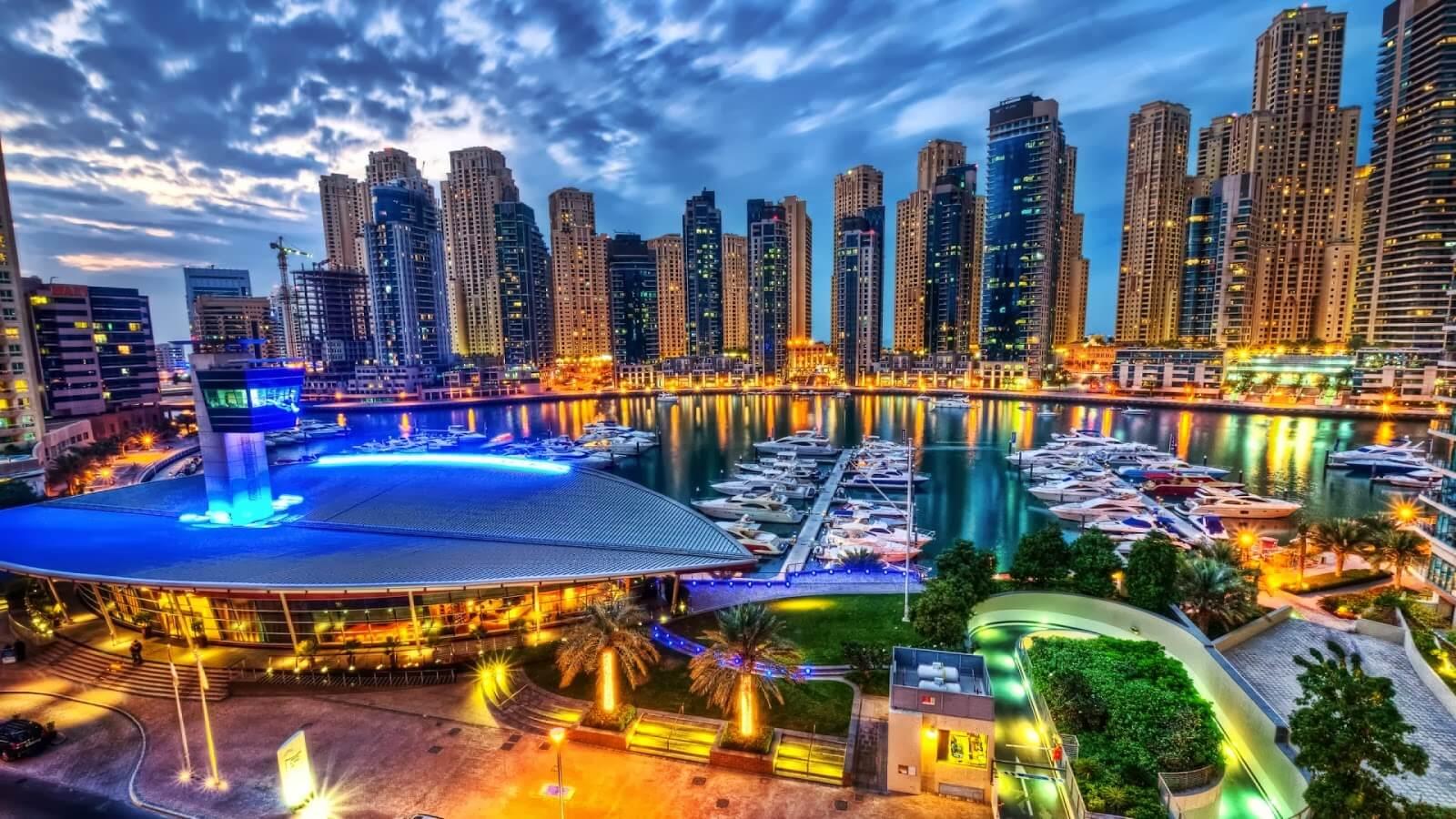 Airline Tickets Dubai