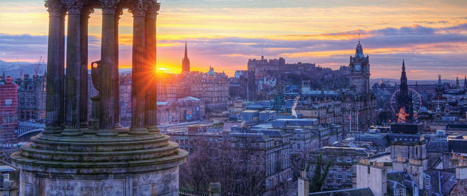Airline Tickets Edinburgh