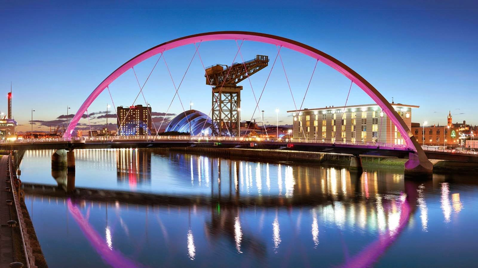 Airline Tickets Glasgow