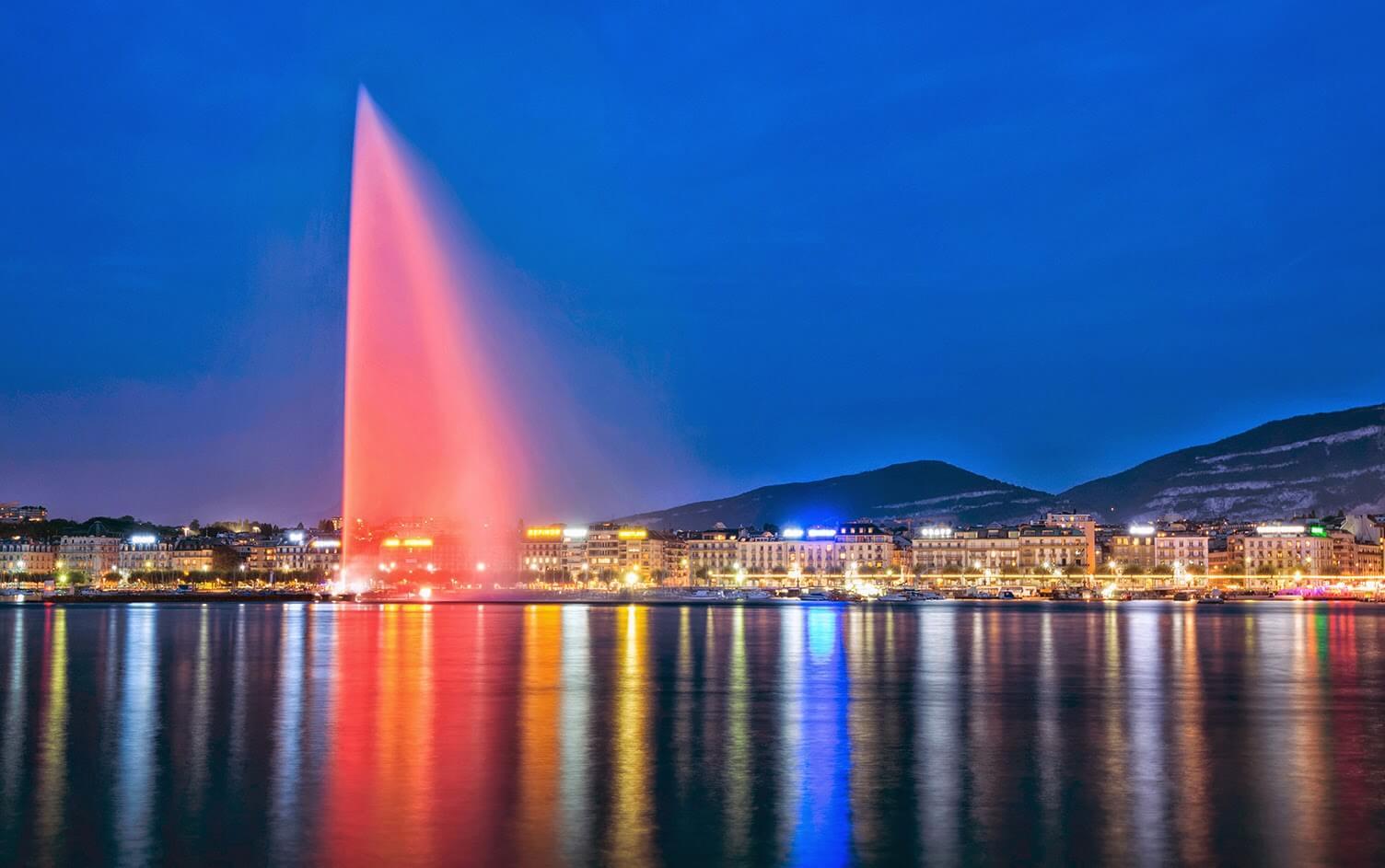 Cheap flights to Geneva