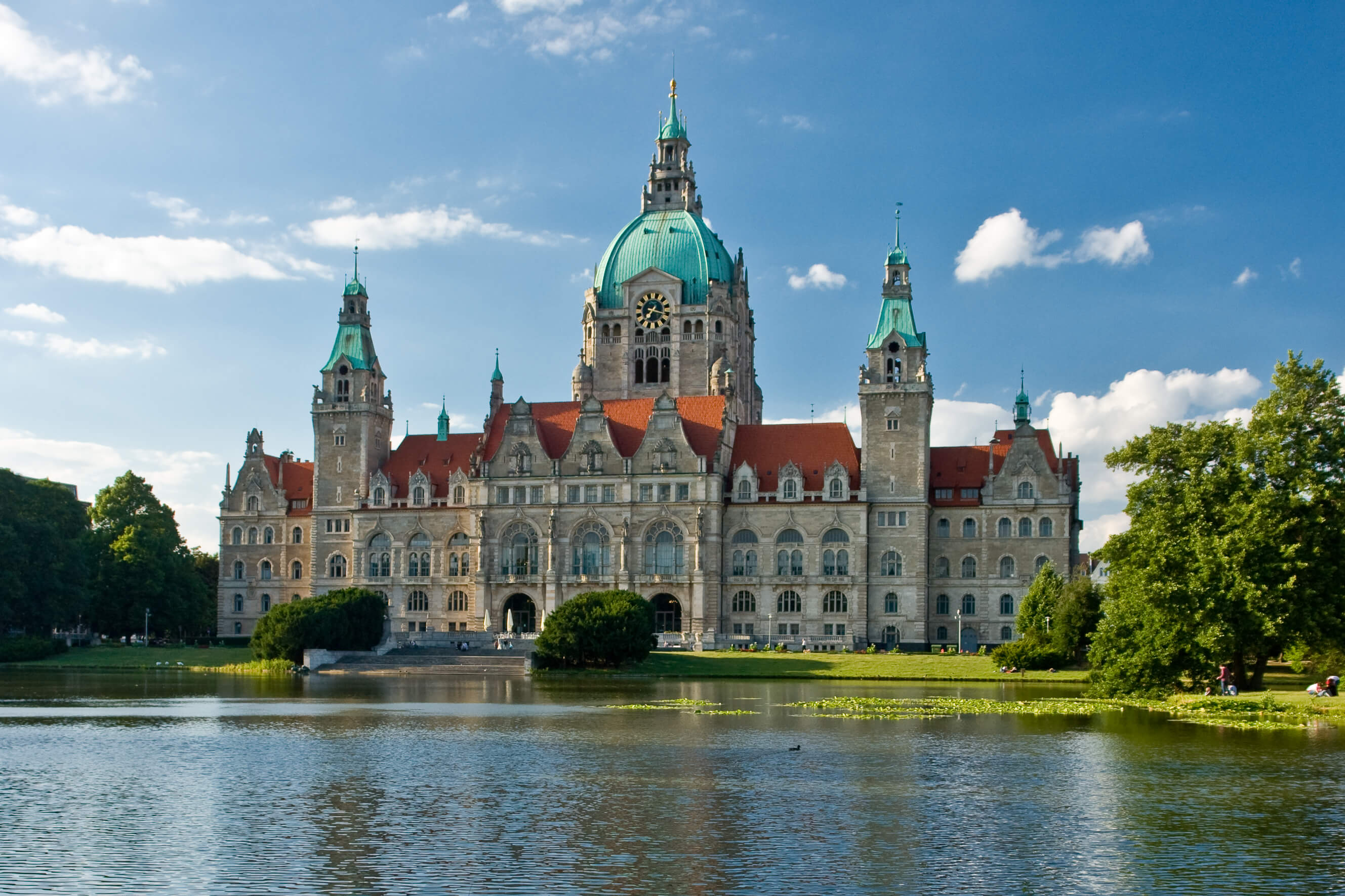 Cheap flights from Hannover