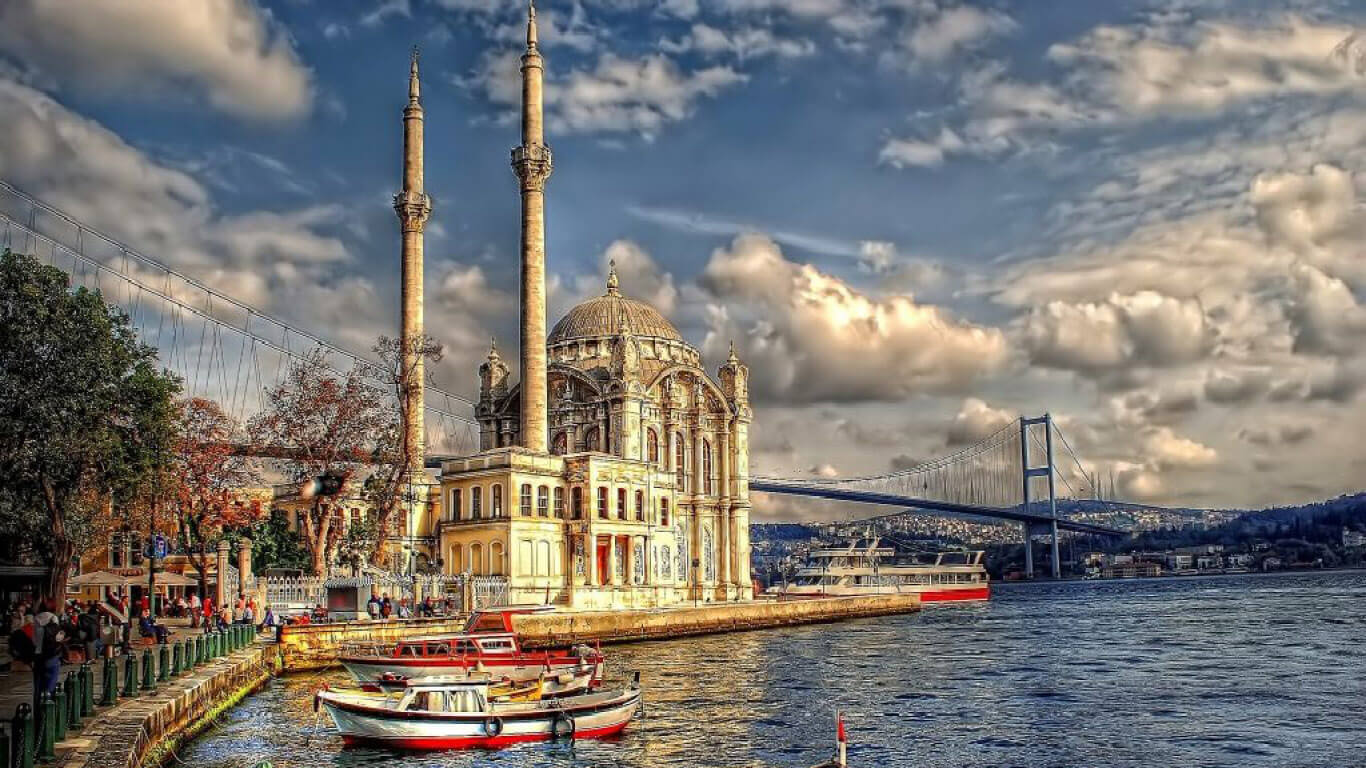 Αεροπορικά εισιτήρια Κωνσταντινούπολη