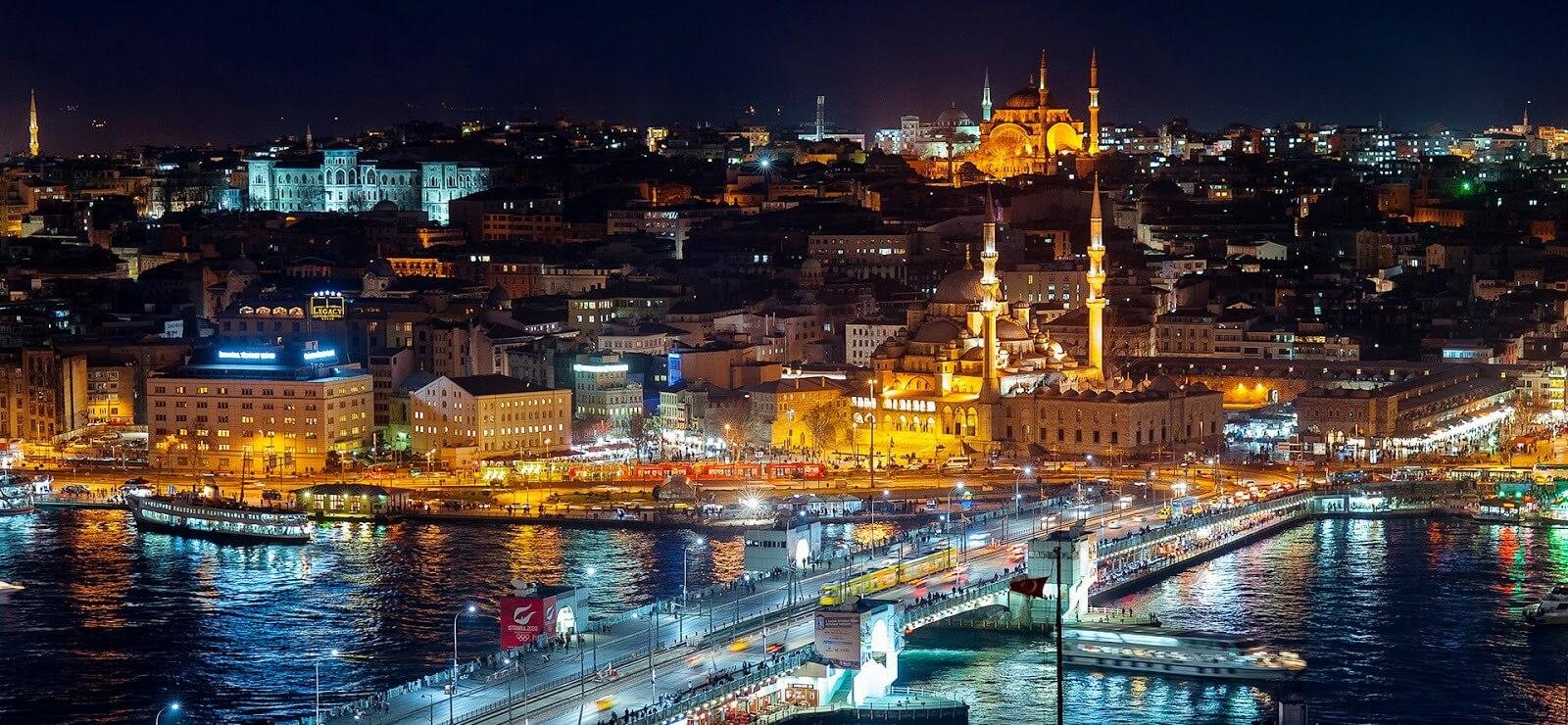Φθηνές πτήσεις από Κωνσταντινούπολη