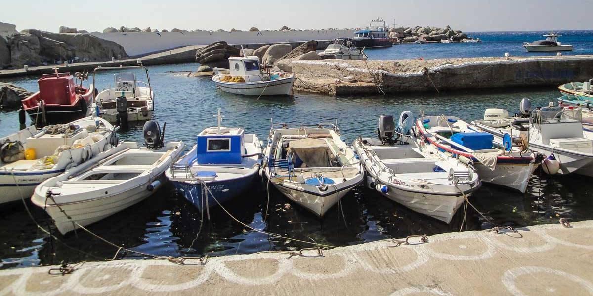 Cheap flights from Ikaria