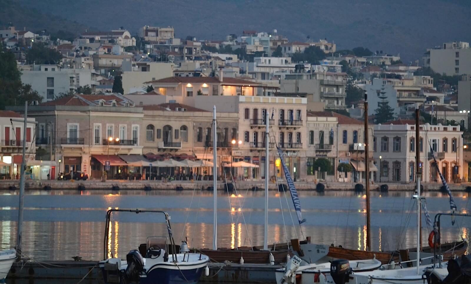 Cheap flights to Chios