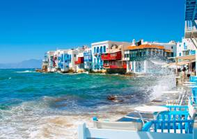 Airline Tickets Mykonos