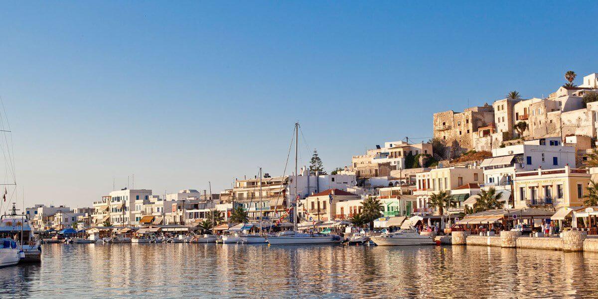 Airline Tickets Naxos