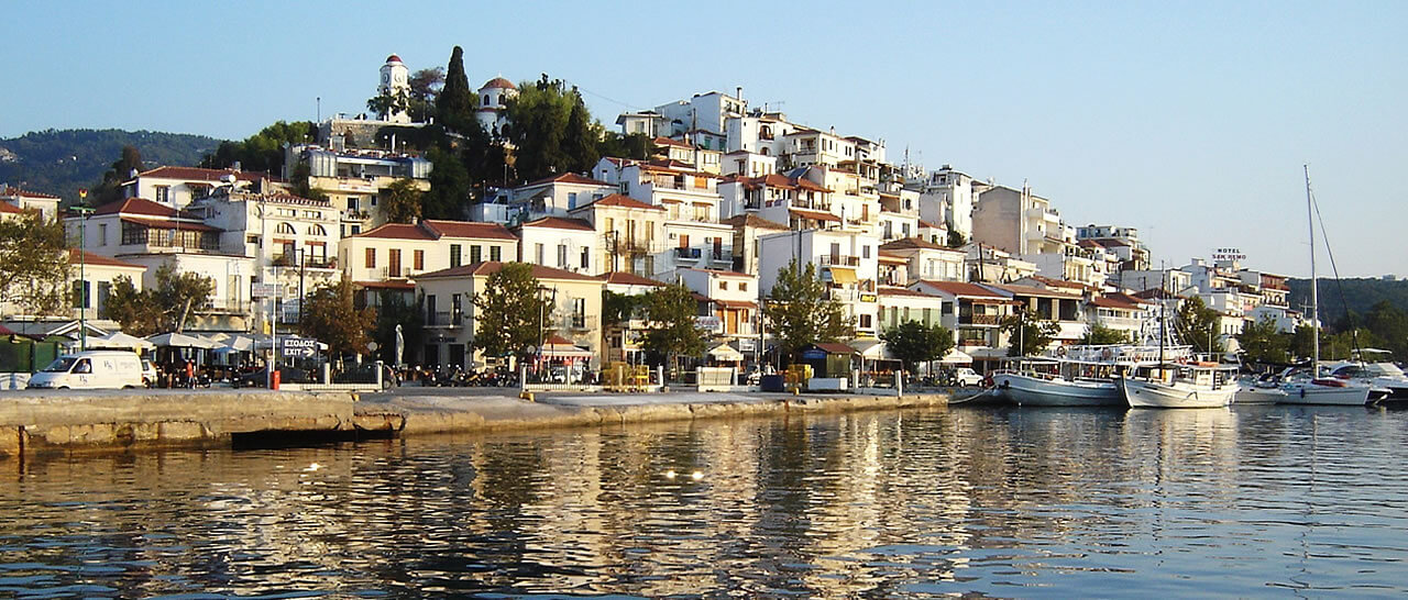 Cheap flights from Skiathos