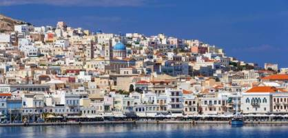 Airline Tickets Syros Island