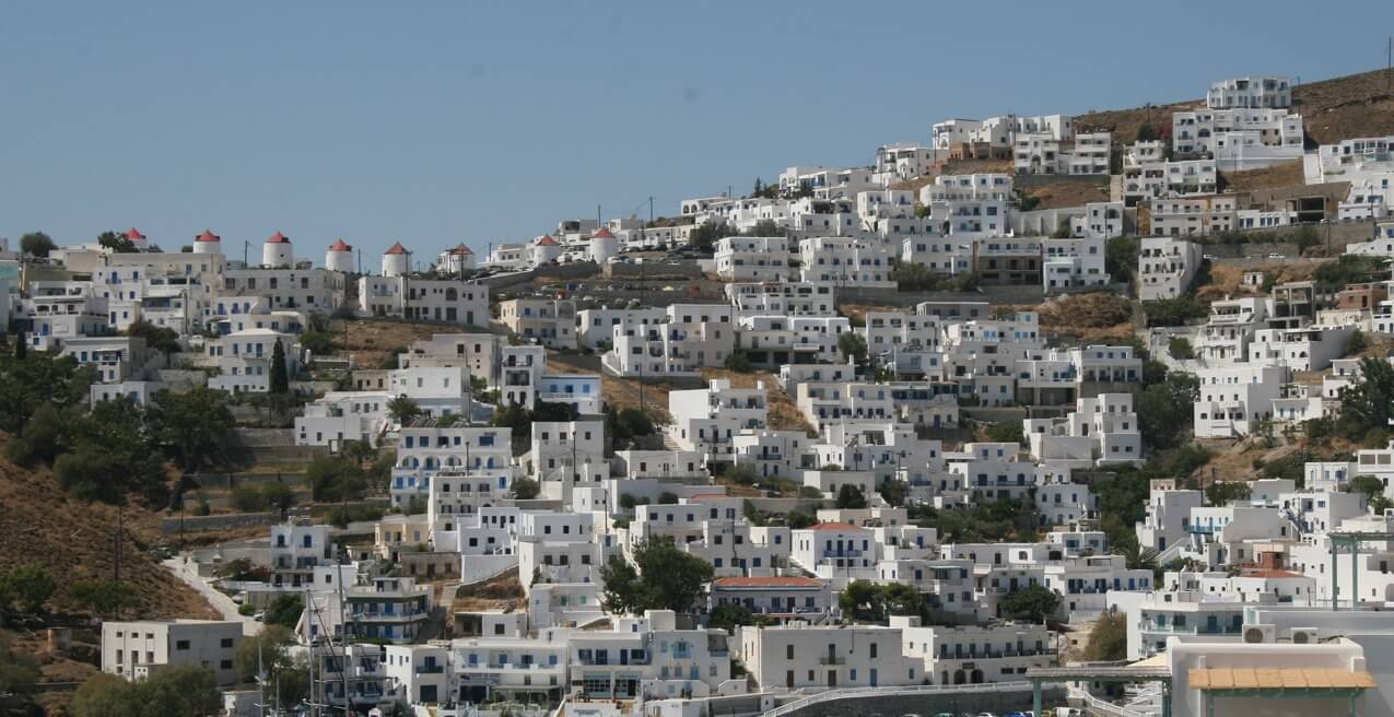 Airline Tickets Astypalaia