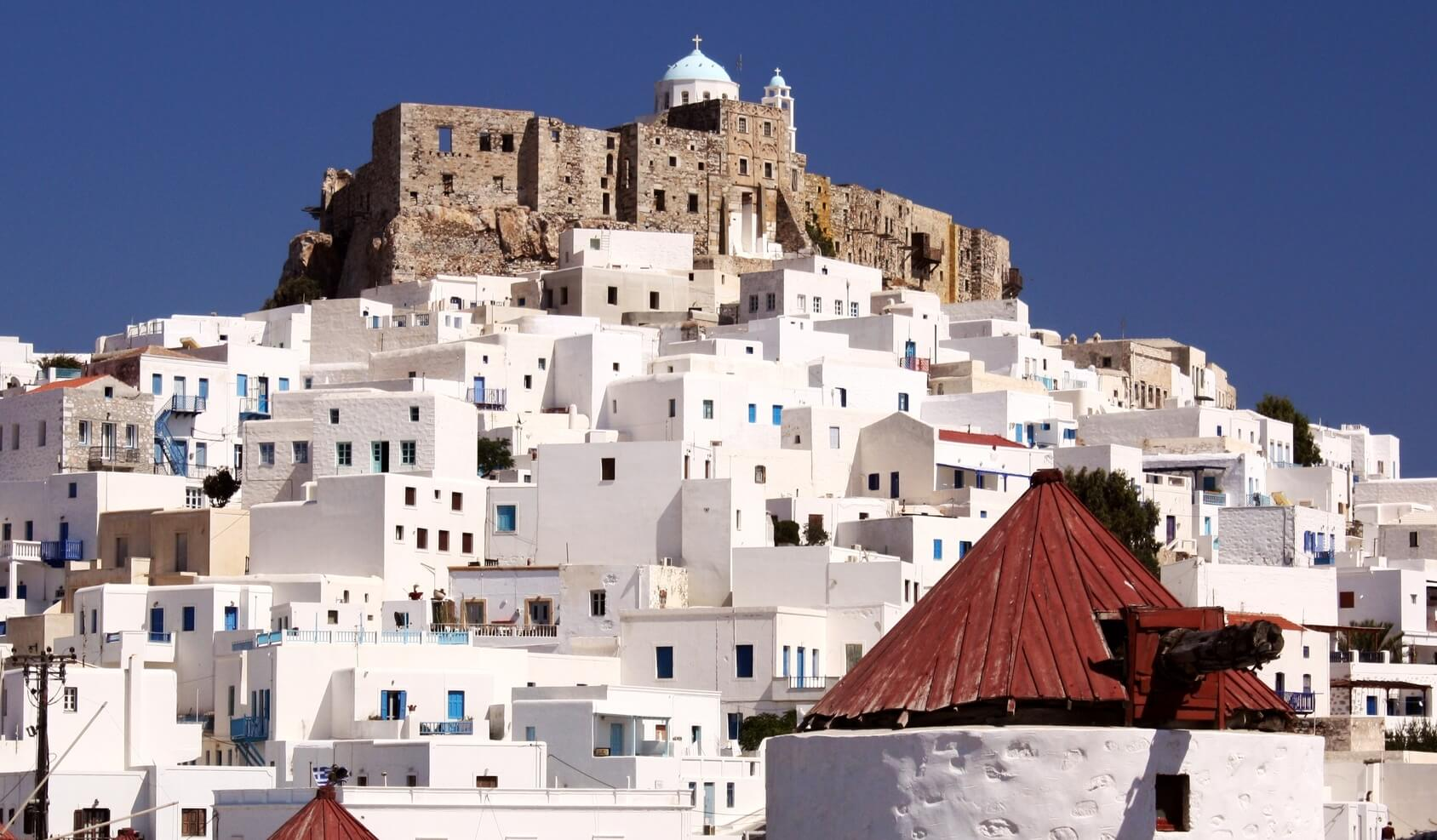 Cheap flights to Astypalaia