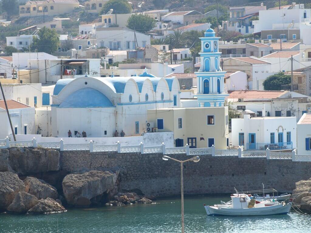 Cheap flights from Kasos Island