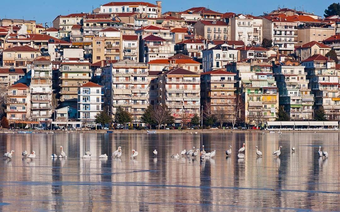 Cheap flights from Kastoria