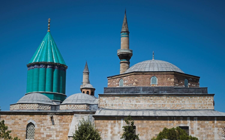 Cheap flights to Konya
