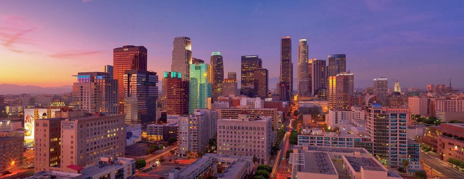 Φθηνές πτήσεις προς Λος Αντζελες