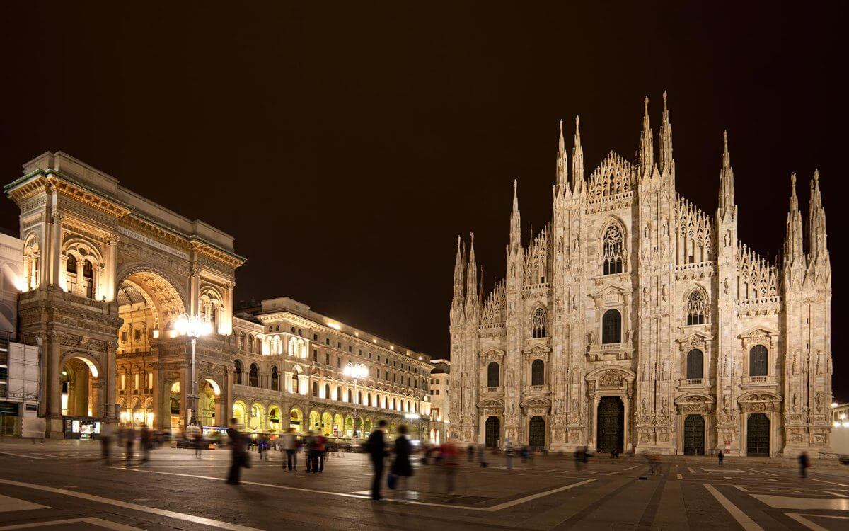 Airline Tickets Milan