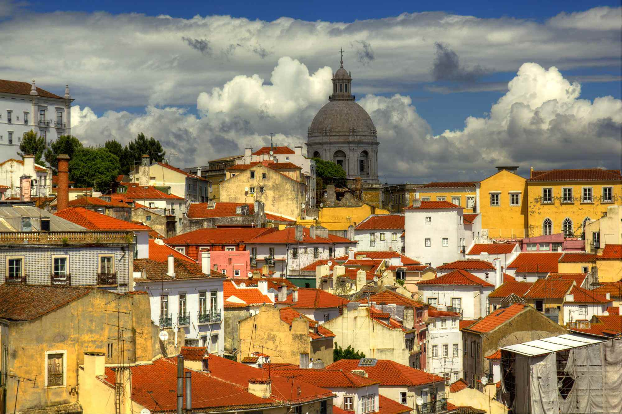 Cheap flights from Lisbon