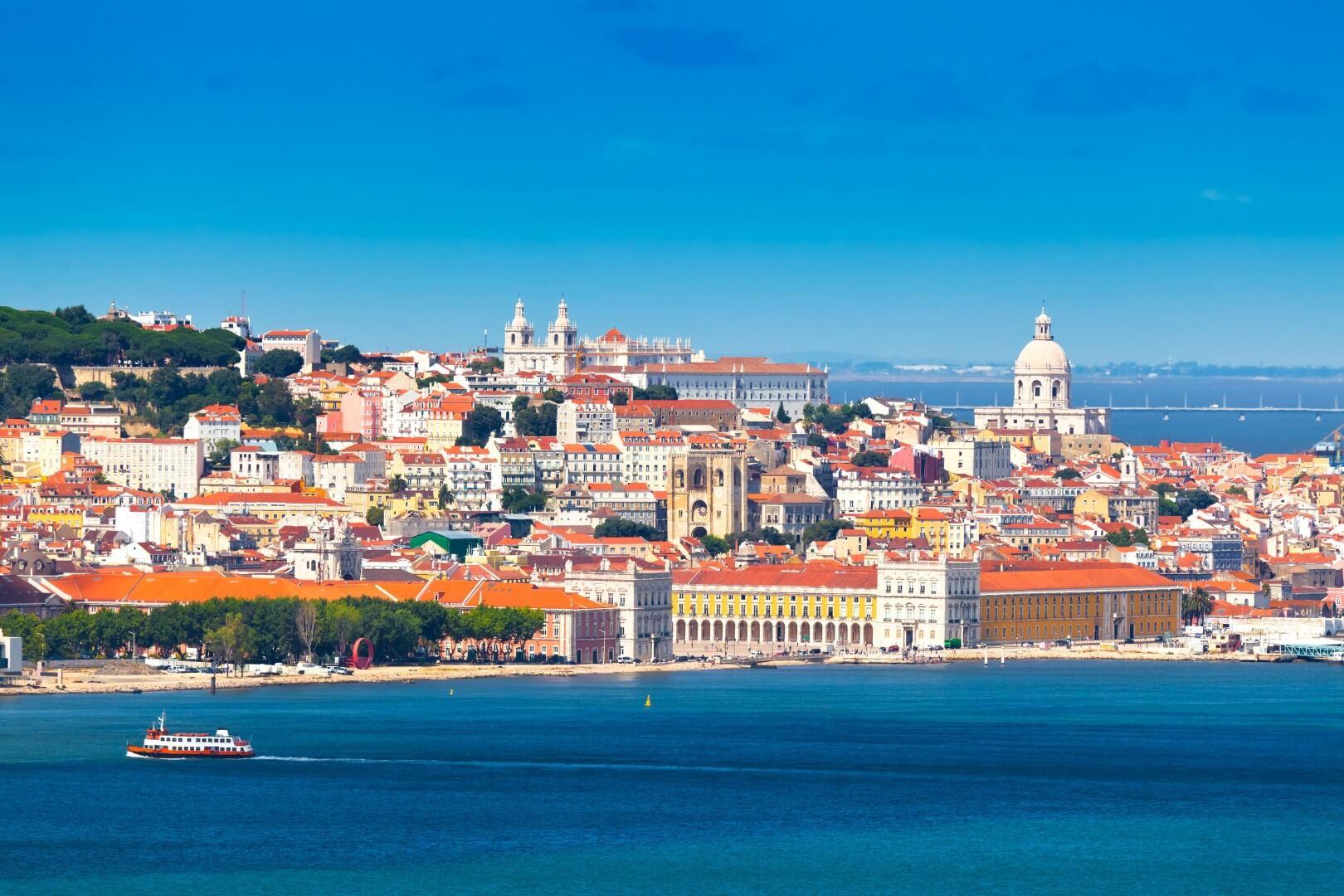 Φθηνές πτήσεις προς Λισαβόνα